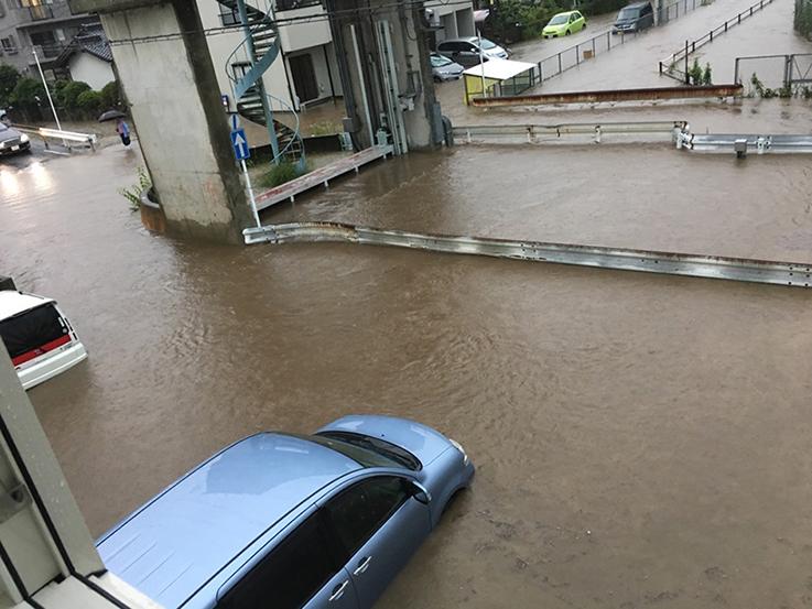 2018 大雨被害7月